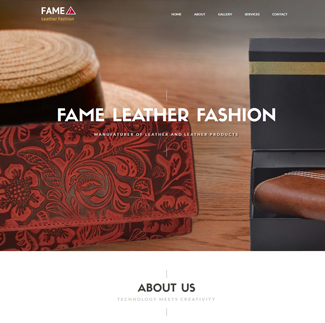 Fame Leather Fashion